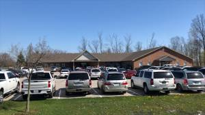 Coronavirus outbreak: Church of God in Aylmer, Ontario hold drive-in service despite police warning
