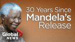 30 years after Nelson Mandela's release, his story continues to inspire