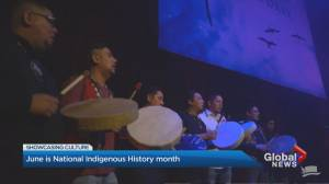 National Indigenous History Month closes with virtual concert