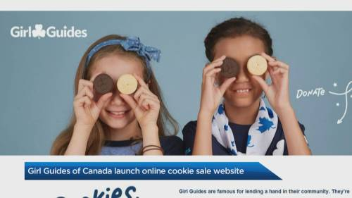 Girl Guides of Canada launches online cookie sale website | Watch News Videos Online