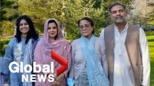 Muslim family killed in London, Ontario attack identified (02:33)
