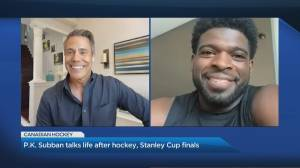 P.K. Subban weighs in on the Stanley Cup final (04:55)