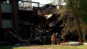 West Island community rallies to help Dollard-des-Ormeaux fire victims (02:05)