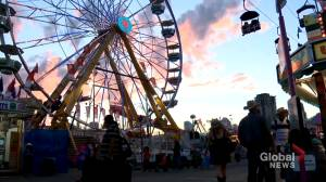 Calgary Stampede losing millions of dollars on eve of would-be opening day (01:58)