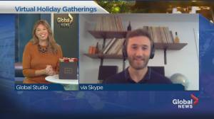 Celebrating the holidays with an online gathering (03:42)