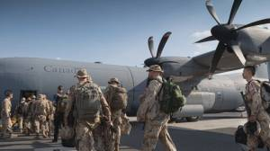 Canada resuming some military operations in Iraq