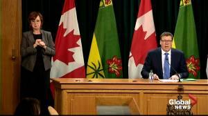 Coronavirus outbreak: Premier Moe says province preparing for all possible COVID-19 scenarios