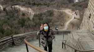 Coronavirus outbreak: Great Wall of China re-opens after COVID-19 shutdown