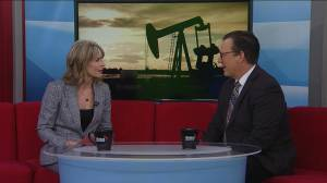 Political scientist Greg Poelzer on the drop in oil prices and Monday's market crash (04:54)