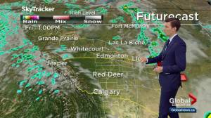 Edmonton weather forecast: Thursday, July 9, 2020