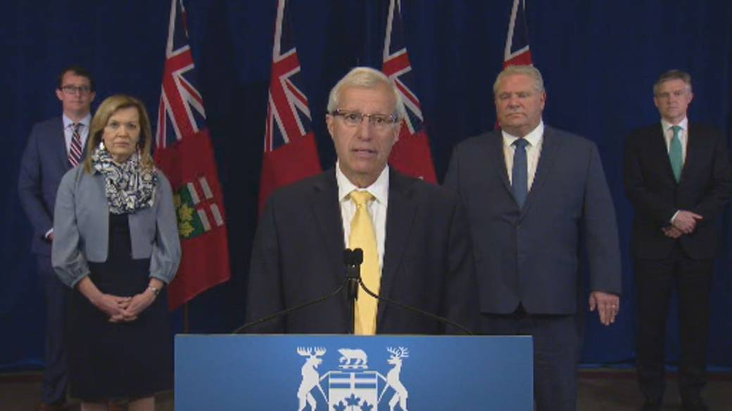 Premier Doug Ford To Announce Plans Thursday For Ontario To Enter Stage 1 Of Reopening Globalnews Ca