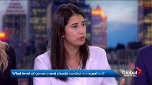 Focus Montreal Immigration Debate Part 3