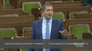 Scheer criticizes Trudeau's foreign policy after losing bid on UN security council (05:36)