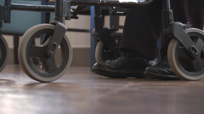 Click to play video: 'Ontario healthcare unions call for public inquiry into hospitals, long-term care'