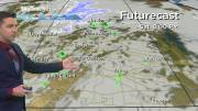 Play video: Return to winter-like conditions: April 9 Saskatchewan weather outlook