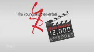 The Young & The Restless cast on 12 thousand episodes (02:09)