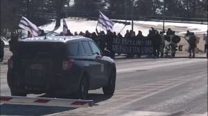 U.S. border reopens at Thousand Islands Bridge near Kingston after Wet'suwet'en protests