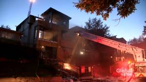 Bridgeland fire proves challenging for Calgary firefighters