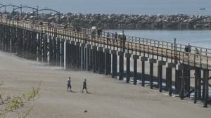 Iconic White Rock pier partially re-opens