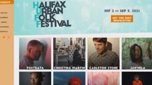 Halifax Urban Folk Festival returns (06:44)