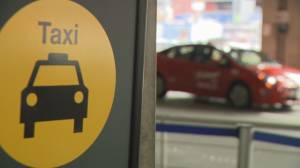 Province reduces annual licence fee for taxi industry