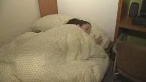 How has COVID-19 affected sleep for teens? (02:18)