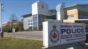 Enforcing the new 'stay at home' measures in Durham Region (02:07)