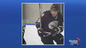 MacEwan University Griffins to honour former player on anniversary of his death