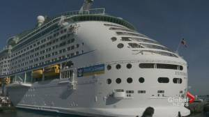 Victoria city council asking for ban on cruise ship visits during coronavirus pandemic