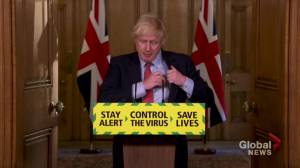 Coronavirus outbreak: British PM Johnson says he 'understands' why people want to see Dominic Cummings resign