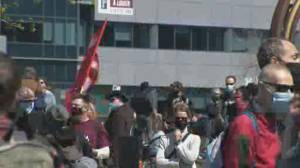 Tenant advocacy groups call for better rent protection in Quebec (02:00)