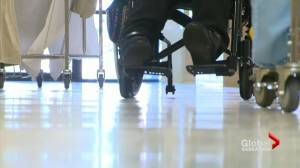 COVID-19: Saskatchewan easing visitor restrictions at long-term care homes (01:20)