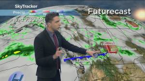 Kelowna Weather Forecast: August 31