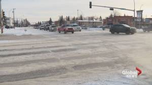 After heavy snowfall, drivers weigh in on Edmonton snow clearing
