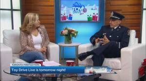 Global News 10th annual Toy Drive Live