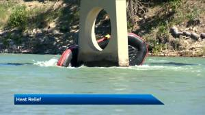 Staying cool in Calgary amid a historic heat wave (02:16)