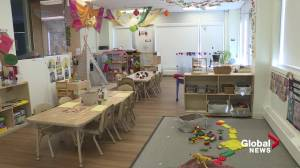 Alberta childcare advocates thrilled with federal budget 2021 commitments (02:01)
