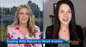 Dealing with anxiety over returning to in-office work (04:15)