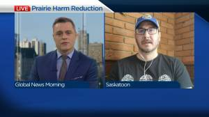 Prairie Harm Reduction executive director on budget setback (04:32)