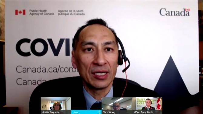 Click to play video: COVID-19: 13 million vaccines administered in Canada as of Thursday, federal health officials say