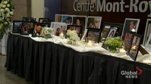 Montrealers commemorate Iran plane crash victims