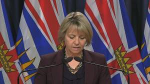 B.C. officials announce 549 new cases over COVID-19 over four days (06:02)