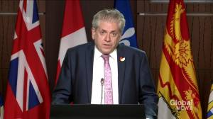 MP Charlie Angus offers Trudeau 4 recommendations for Indigenous reconciliation (01:04)
