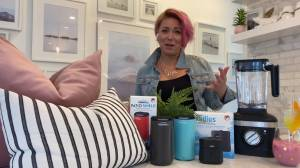 HGTV's Jo Alcorn chats with GNM Kingston