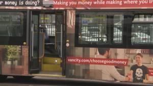 TransLink suspends bus fare collection