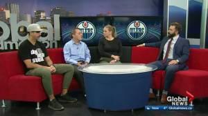 A look at the Edmonton Oilers season 20 games in