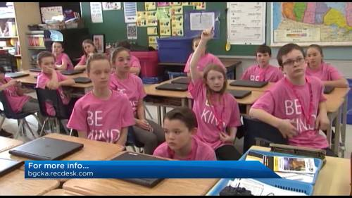 A Preview Of Pink Shirt Day Watch News Videos Online