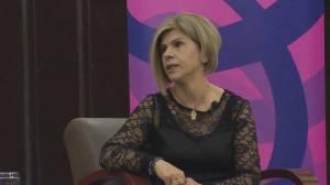 Activist and author Tima Kurdi speaks at Queen's University