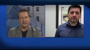 Matt Lee chats with Global News Morning (07:29)