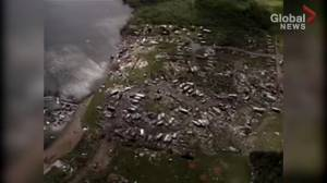 July 14, 2000: Powerful tornado rips through Green Acres campground on Pine Lake killing  12 (02:17)